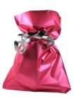 gavepose matt metallic rosa 10x15cm  50 stk.