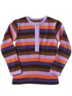 Ej sikke lej, Genser Organic Striped African Violet