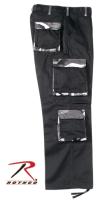 Vintage Black Bukse - City Camo Lommer
