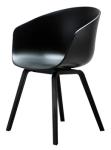 AAC 22 Black / Black stol HAY