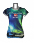 T-Shirt North light Female