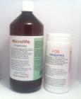 Detoxpakke: Microlife Probiotika, 1l + 250 F.O.S. + 1 stk Sun Ch