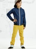 Bilde av bukse gastone gul