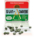 Sun Chlorella 1500 tabletter