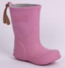 Formstøpt gummistøvel, bubblegum pink Bisgaard