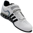 Adidas AdiPower Vektløftersko -Hvite