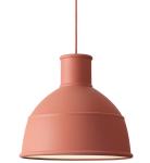 Unfold lampe Terracotta Muuto