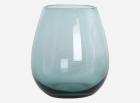 """House Doctor, glass """"ball"""" støvet grønn Be0495"""