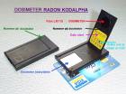 Radon-detektor