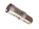 80W CREE LED 10-30V - BAY15D Canbus