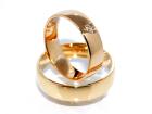 Superdeal! Forlovelsesringer m/diamanter 0.03 carat