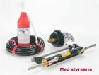 Hydraulisk   styring utenbords NordFlex NF90 m/styrearm