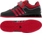 Adidas AdiPower Vektløftersko -Svarte
