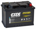 ES900 EXIDE EQUIPMENT GEL