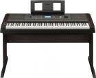 Yamaha DGX-650B Digitalpiano Keyboard Svart