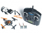 U816 -UDI Ufo-Quadcopter - 4 AXIS- 4 Channel 2.4 ghz