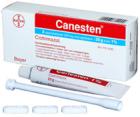 CANESTEN 6 VAGITORER 100MG/20G KREM 1%