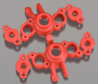 RPM 73169 Axle Carriers Red 1/16 Revo/Slash