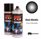 RC Car Paint Black Metallic (935)(150ml)