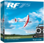 Real Flight G7.5 Tactic TTX610 radio og interface