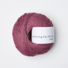 Knitting for Olive -Pure Silk Blomme