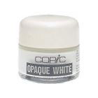 COPIC - OPAQUE WHITE PIGMENT (krukke)