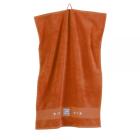 Grand Design håndkle , orange , 50x70cm
