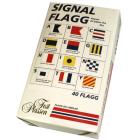 Signalflagg 55 x 40 cm, 40 flagg