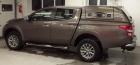 VD Hardtop til Fiat Fullback D/C 2016-