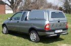 VD Hardtop til Fiat Strada C/L 2004-2011