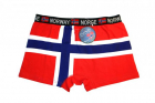 Herreboxer i norsk flagg