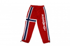 Pants in the Norwegian flag