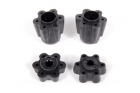 AX80128 - Wheel Hub Adapters (2pcs Narrow, 2pcs Wide)