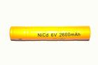 Batteri MagCharger NiCd 6V