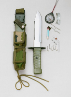 Special Forces Survival Kit Kniv