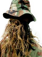 Bushrag Predator Face Veil