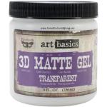 ART BASICS - FINNABAIR 961398 - 3D MATTE GEL 8oz