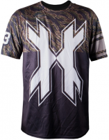 HK Custom Tskjorte(Dri Fit) - Mr H Tiger Camo