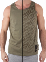 Sweat Reactive Tank -