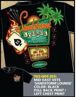 Sandstorm Lounge T-Skjorte