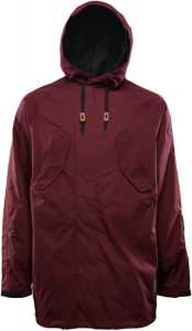 Bilde av Jakke - Thirtytwo Deep Creek Parka Burgundy