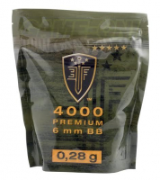 Elite Force Premium Kuler 0.28g - 4000stk