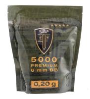 Elite Force Premium Kuler 0.20g - 5000stk