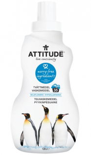 Tøyvaskemiddel urter, Attitude 1050 ml