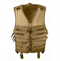MOLLE Vest - Coyote Brown