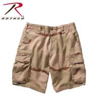 Vintage Paratrooper Shorts - Tri Color Desert