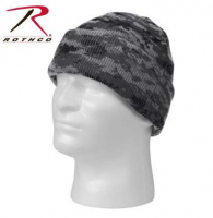 Deluxe Watch Cap Akryl - Subdued Urban