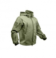 Special Ops Tactical Softshell Jacket - Olive Drab