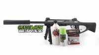 ASG TAC6 Sniper Co2 - 6mm Softgun - KRAFTPAKKE