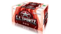 GI Sportz - 3 Star - 10 Kasser
